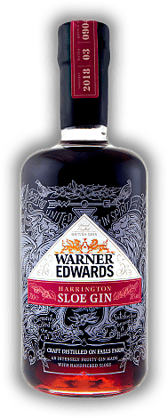 Warner Edwards Sloe Gin 30%