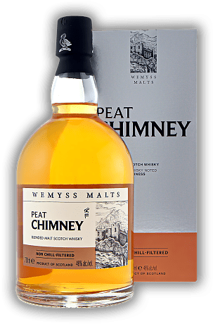 Wemyss Peat Chimney Blended Malt 46%