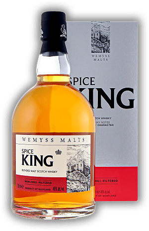 Wemyss Spice King Blended Malt 46%
