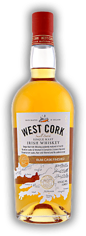 West Cork Single Malt Rum Cask Finish