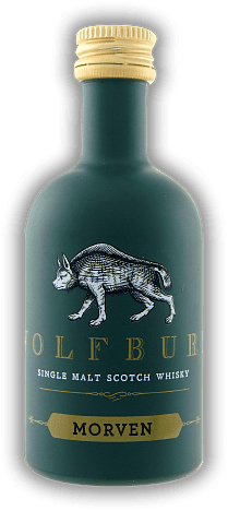 Wolfburn Morven lightly peated 0,05 Liter