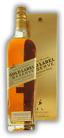 Johnnie Walker Gold Label Reserve 10 Liter