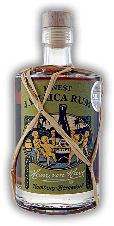 finest jamaica rum heinrich von have 19 90 weinquelle l hmann. Black Bedroom Furniture Sets. Home Design Ideas