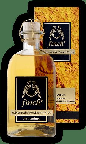 finch corn edition schw bischer highland whisky 48 50. Black Bedroom Furniture Sets. Home Design Ideas