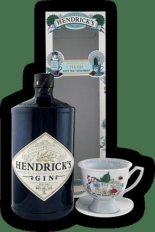 Hendrick's Gin Teatime Pack 1,0 Liter