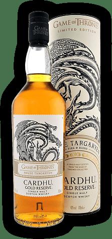 Cardhu Gold Reserve Game Of Thrones Single Malt 54 00