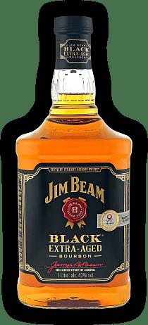 Jim Beam Black Extra Aged 1 0 Liter 29 40 Weinquelle