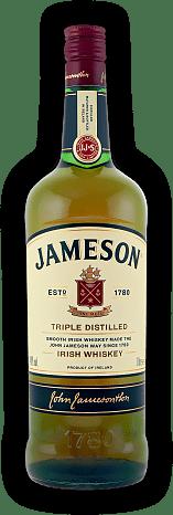 Jameson 1,0 Liter, 22,95 € - Weinquelle Lühmann