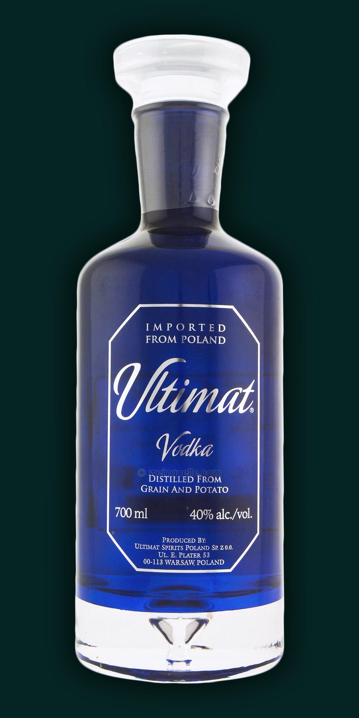 Ultimat Vodka 2990 EUR