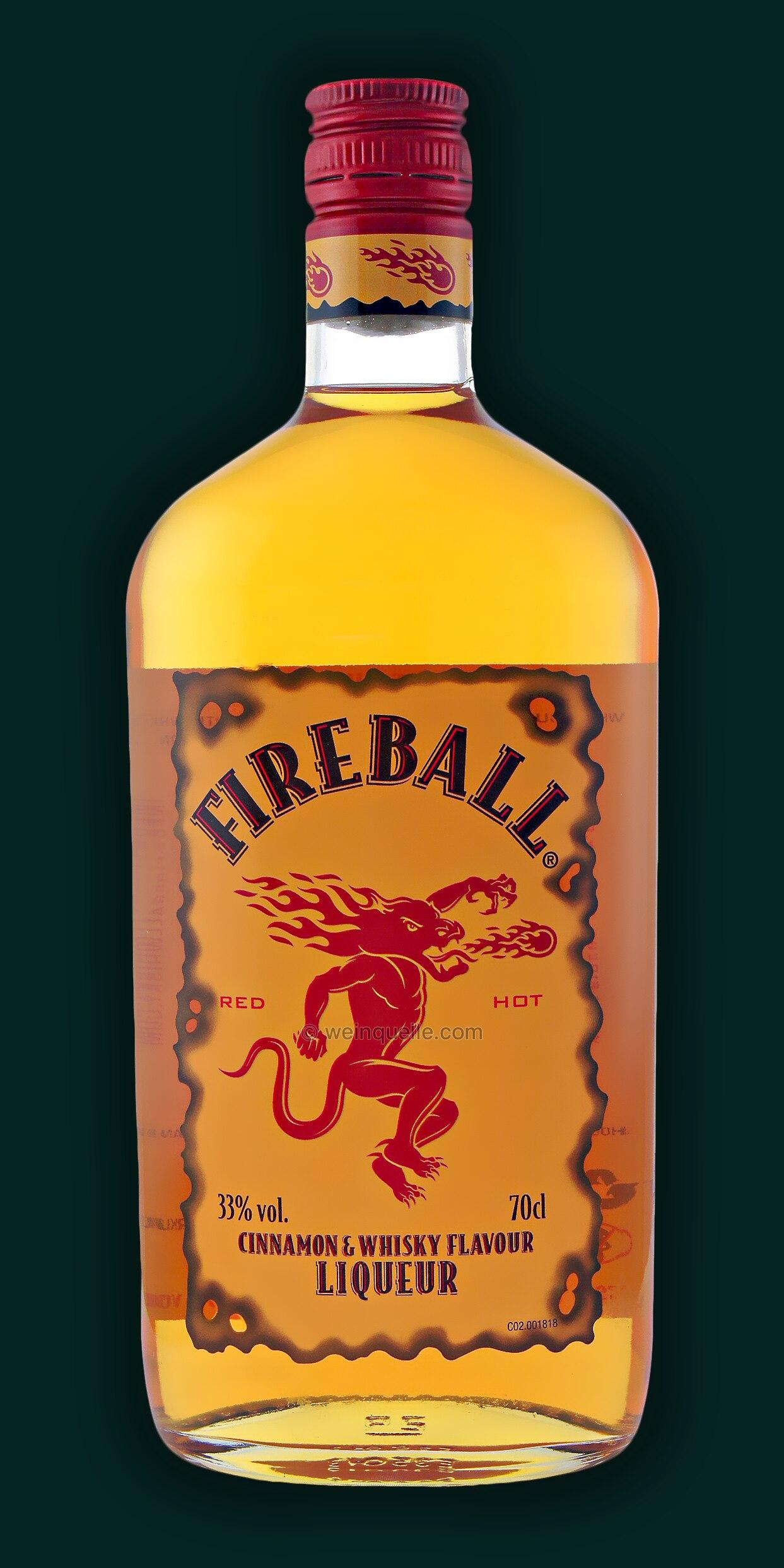 fireball whiskey for sale