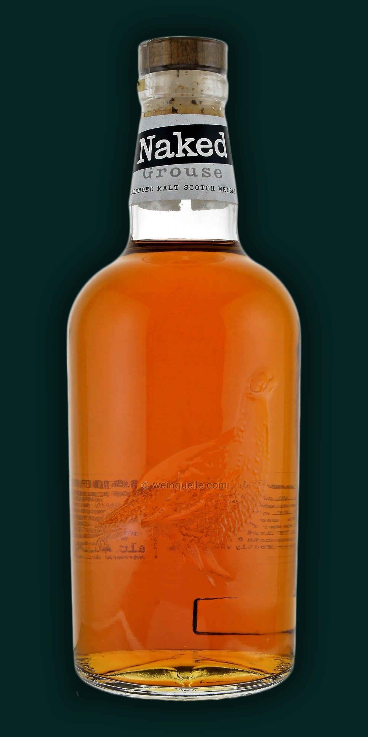 Famous Grouse The Naked Grouse - Blended, Whisky Kopen