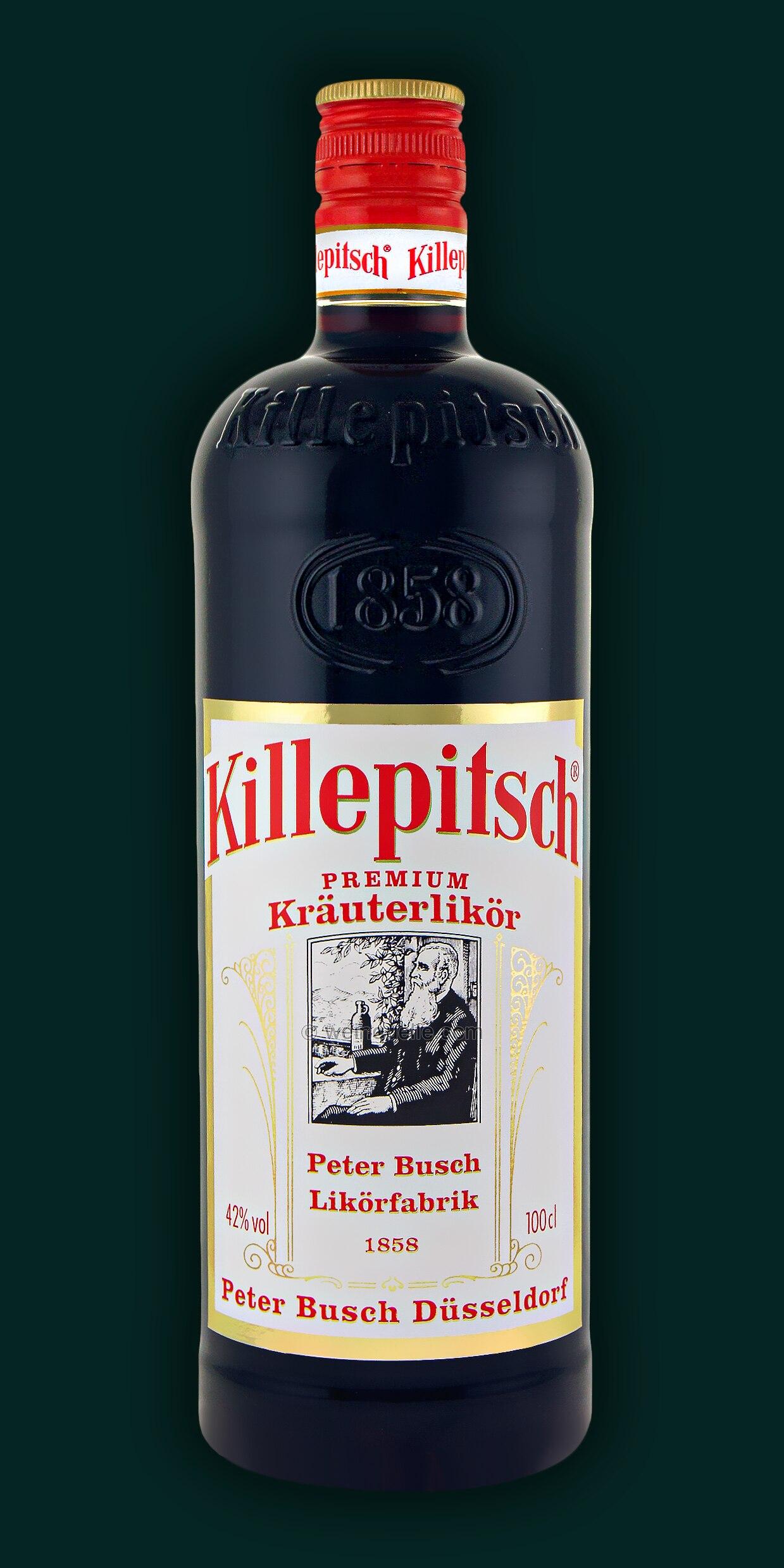 Killepitsch Düsseldorf 1,0 Liter, 20,80 € - Weinquelle Lühmann
