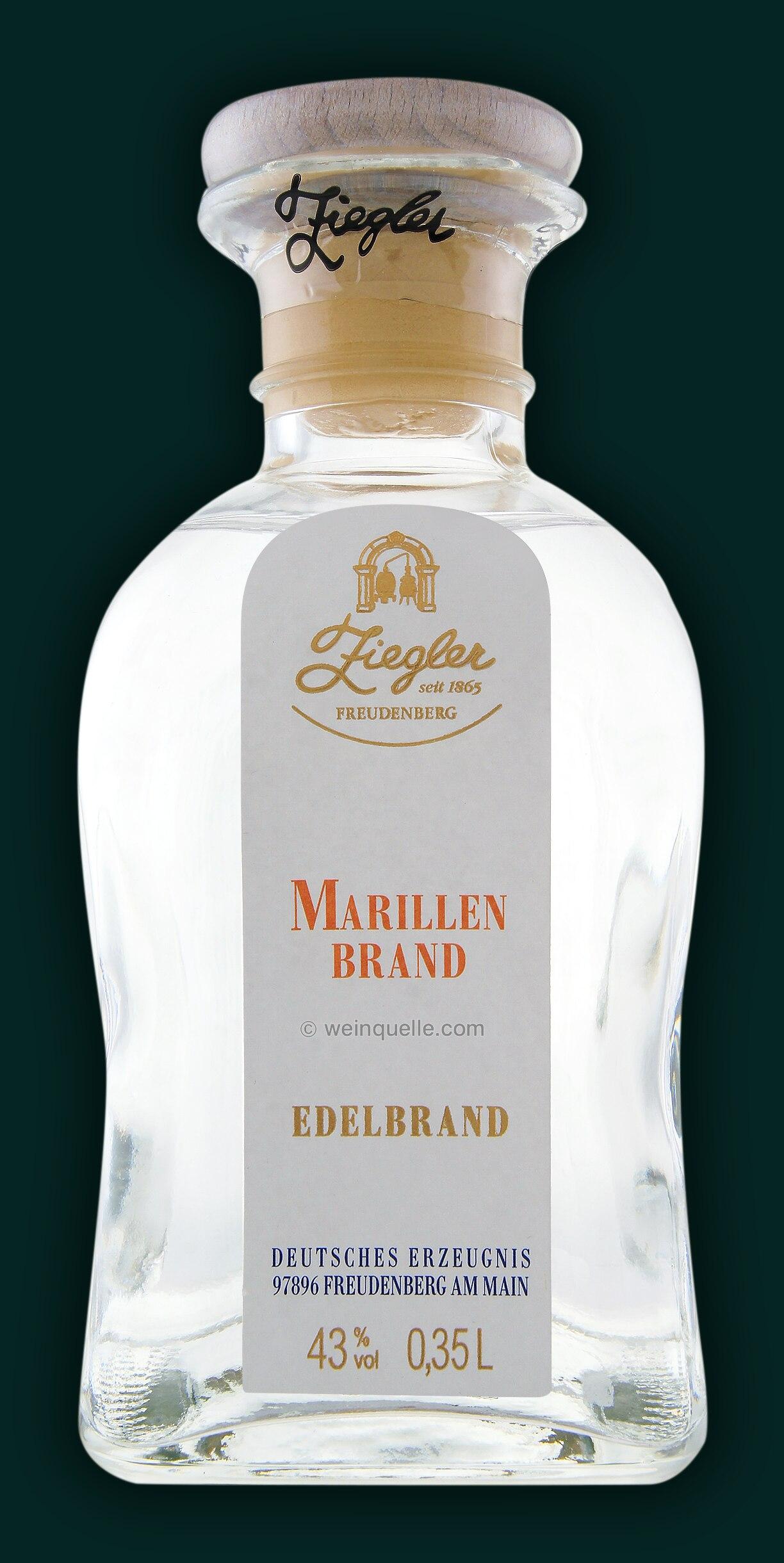 Marillenbrand österreich