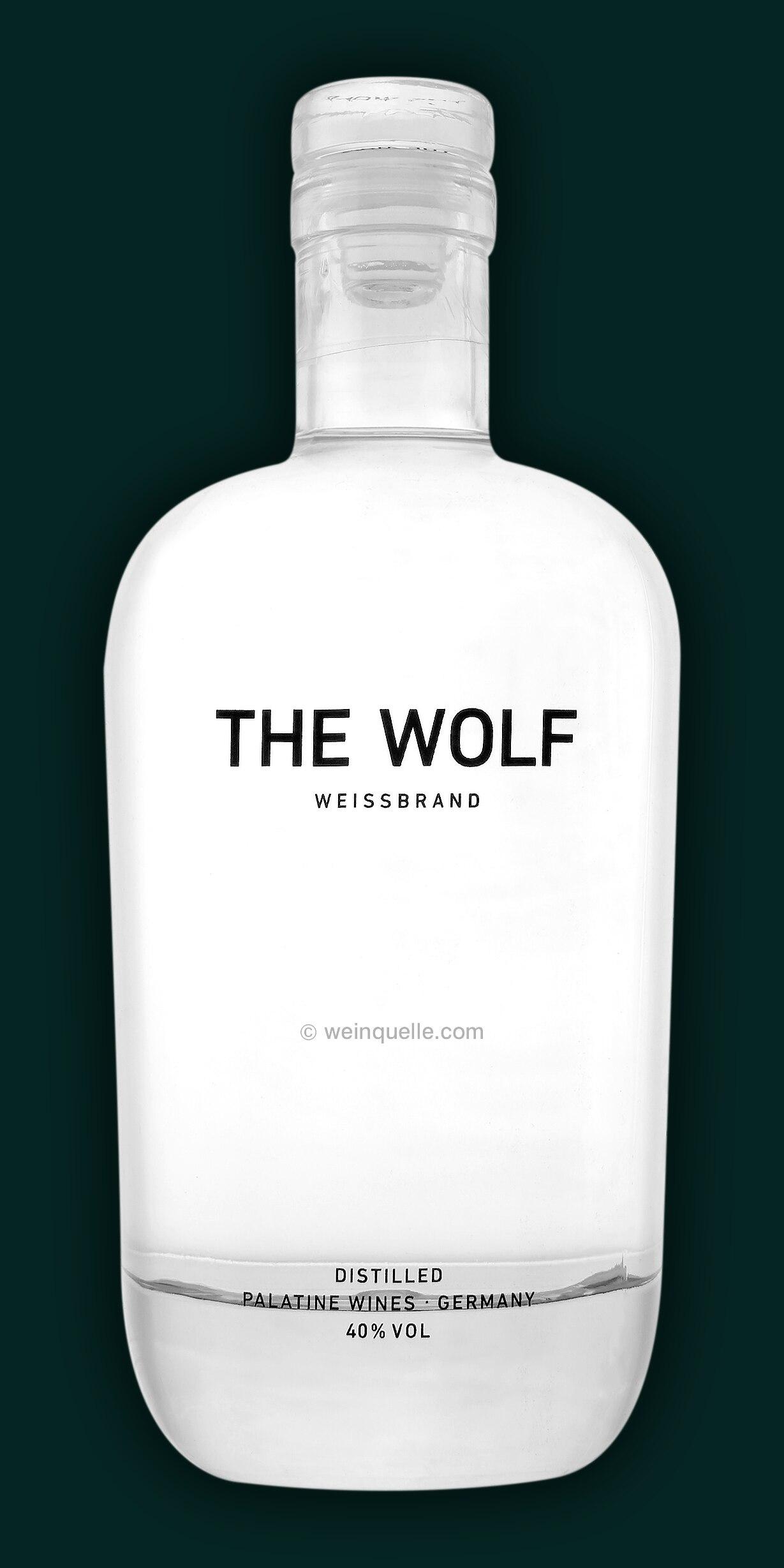 The Wolf Weissbrand, 109,00 € - Weinquelle Lühmann