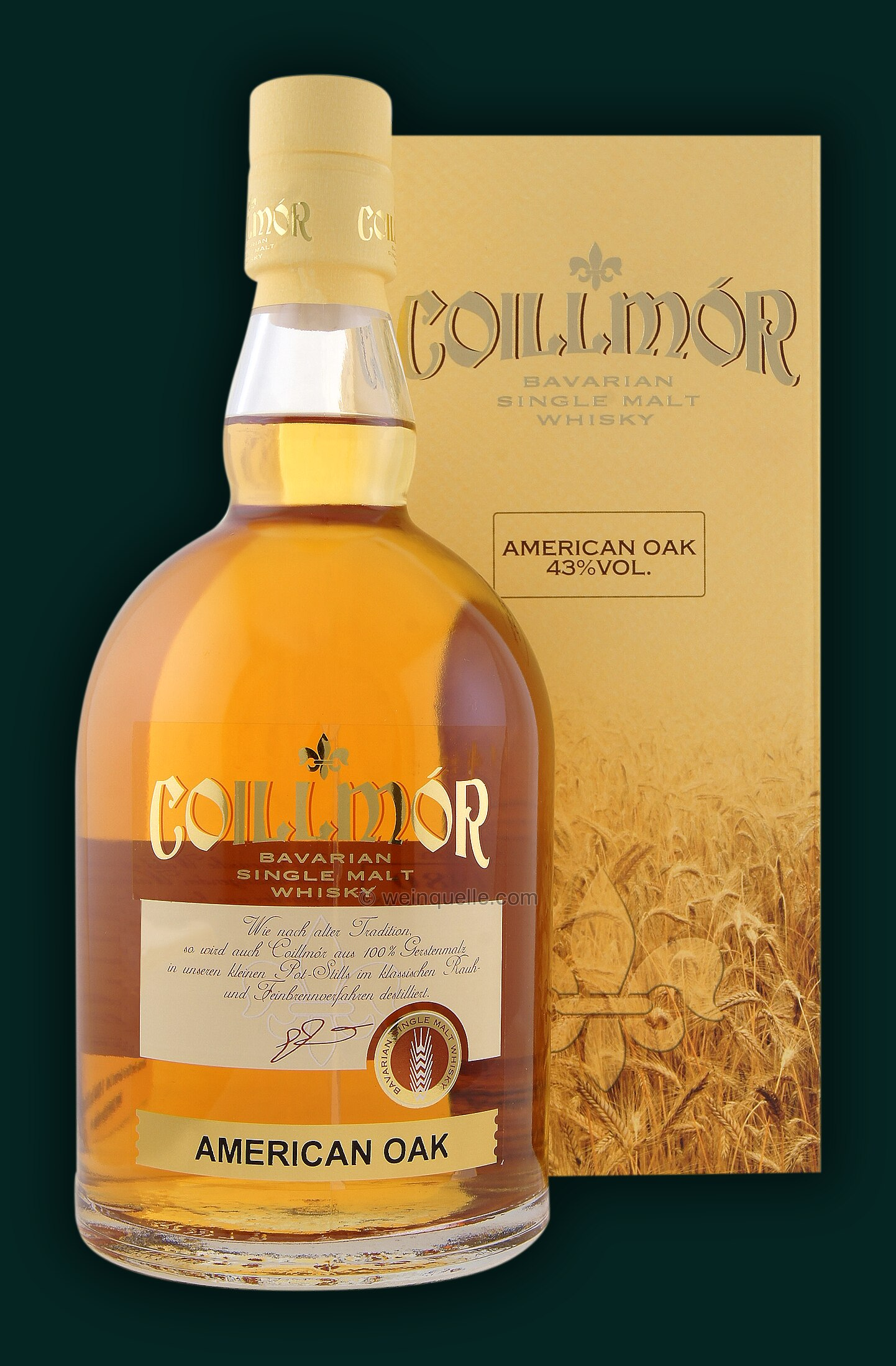 Coillmor bavarian single malt