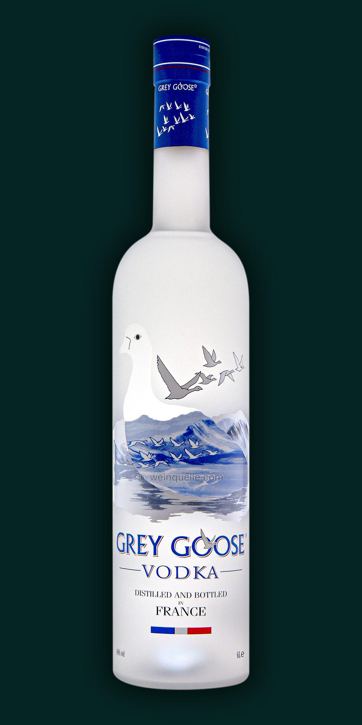 Grey Goose Vodka 6 Liter