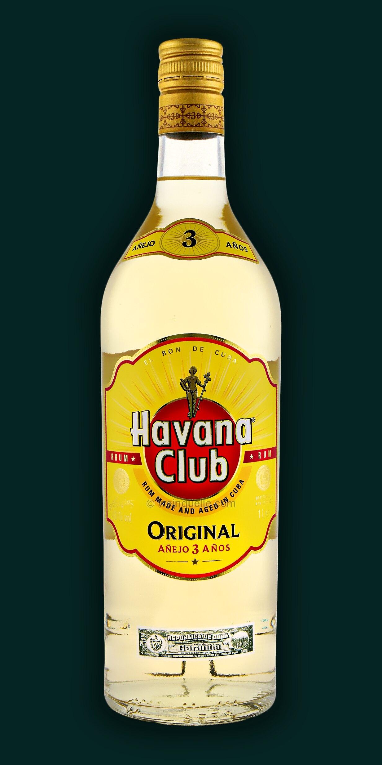 Havana 3 Anos