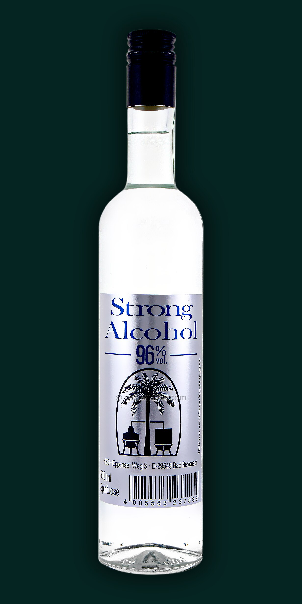 Strong Alcohol