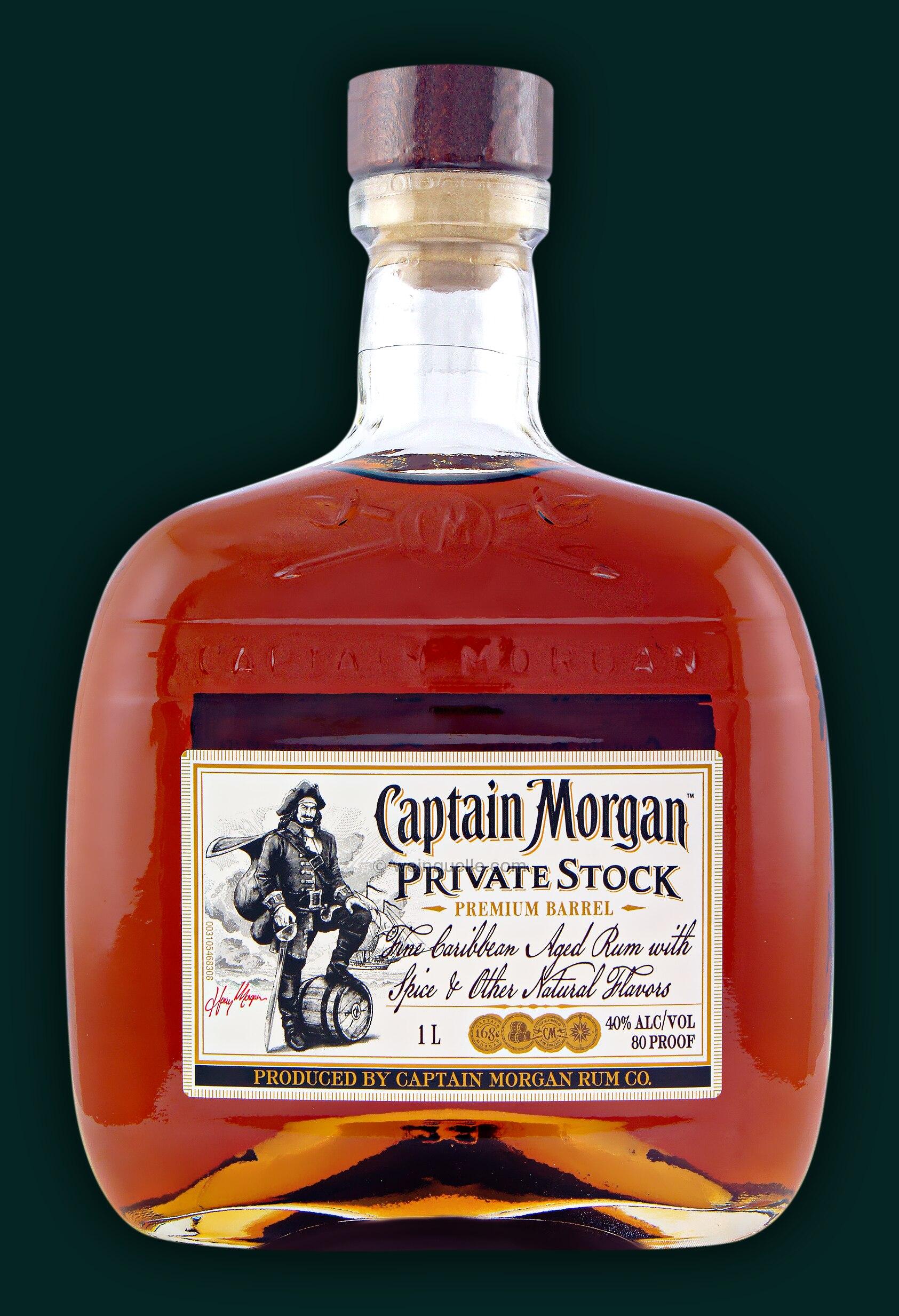 captain morgan tilbud