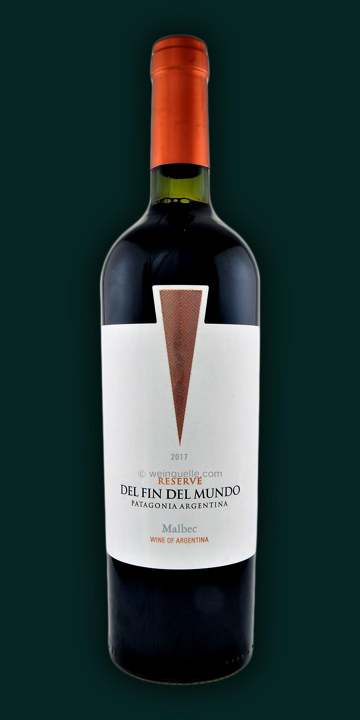 Bodega Del Fin Del Mundo 1275 Weinquelle Lühmann