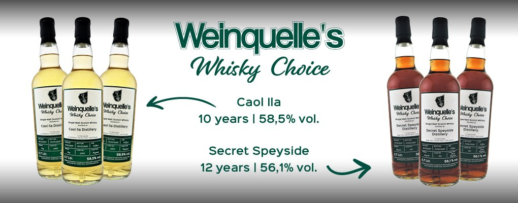 Weinquelle Whisky Choice
